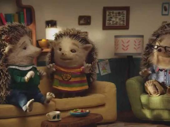Maynards Film Ad -  Hedgehogs