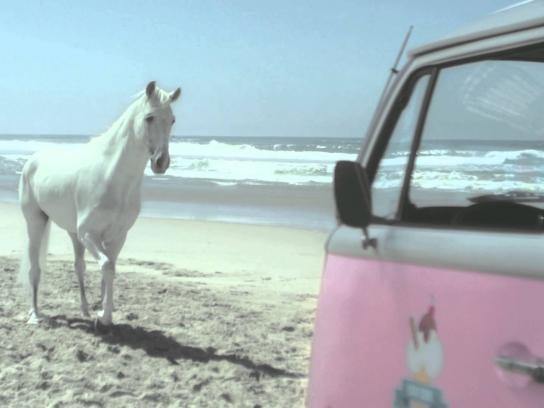 IndieJunior Film Ad -  Horse