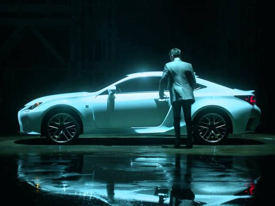 Lexus Film Ad -  Face off