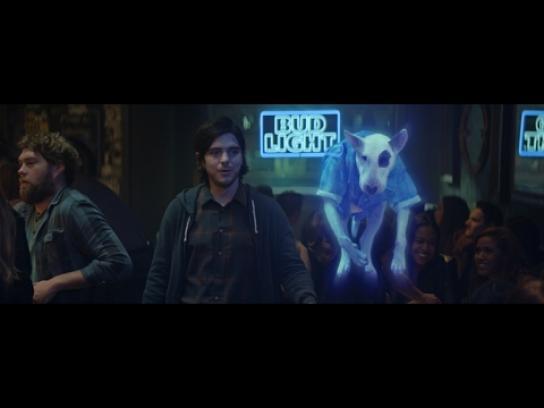 Bud Light Film Ad - Ghost spuds
