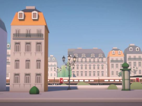 TGV Lyria Film Ad - Reach the unexpected - Oberland - Oberkampf