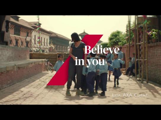 AXA Film Ad - Believe In You