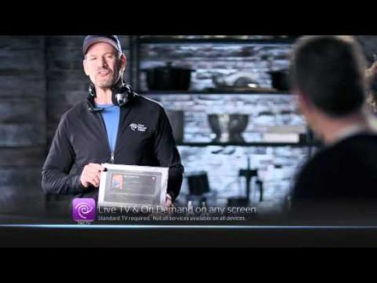 Time Warner Cable Film Ad -  Bobby Flay