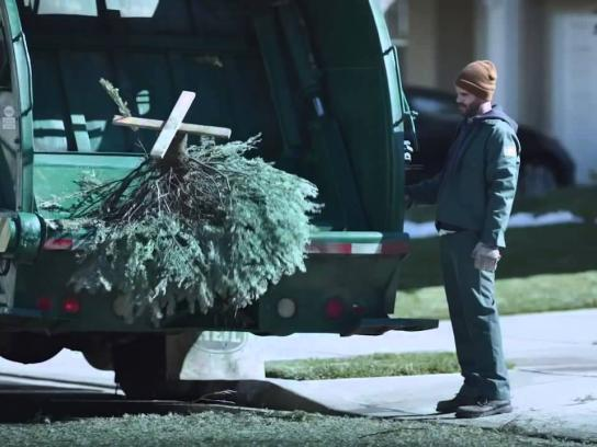 Verizon Film Ad -  Keep the holidays going