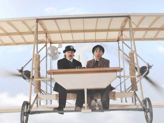 Airheads Film Ad -  The Wright Brothers