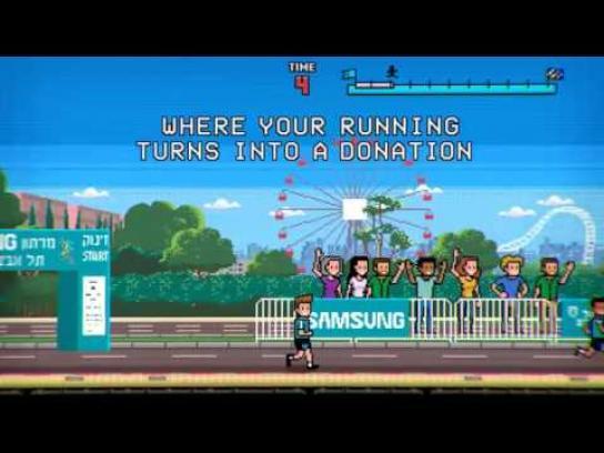 Samsung Digital Ad - Gaming Marathon