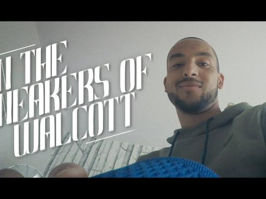 Foot Locker Film Ad -  In the sneakers of Walcott