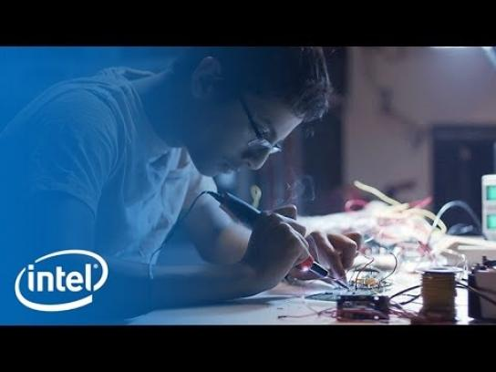 Intel Digital Ad -  Shubham Banerjee