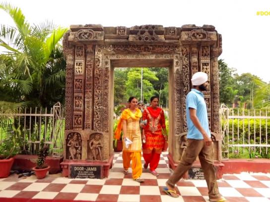 Pravesh Content Ad - Door of Diversities at Patna Museum