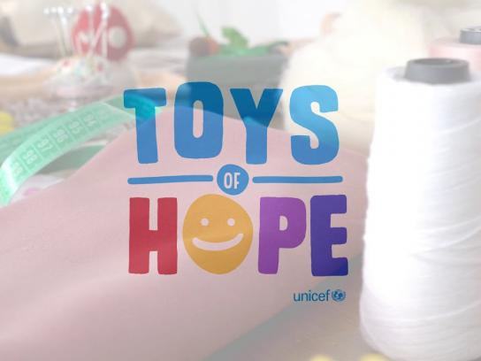 Unicef Film Ad - Toys of Hope