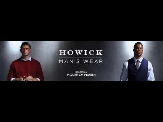 Howick Outdoor Ad -  Man's wear, 2