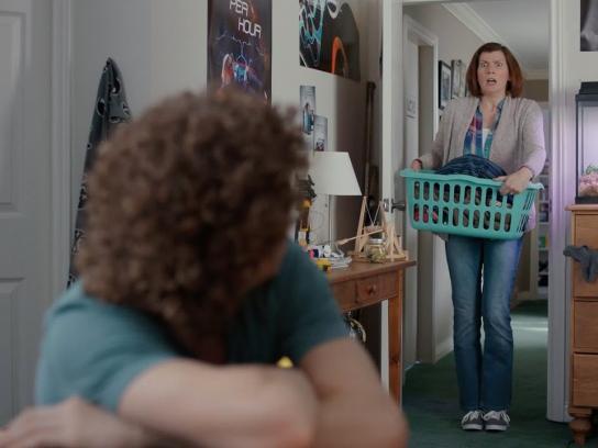 Clearasil Film Ad -  Interruption