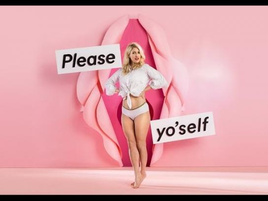 Monki Digital Ad - Please yo'self