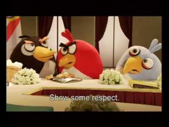 Mako Film Ad -  Angry Birds Peace Treaty