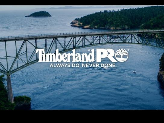 Timberland Film Ad - Bridge