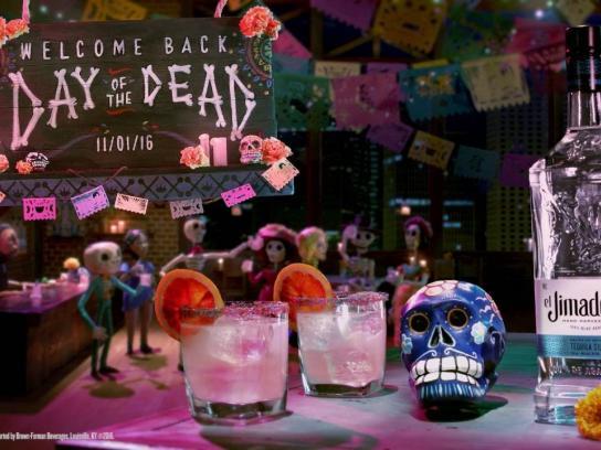 El Jimador Film Ad - Drink
