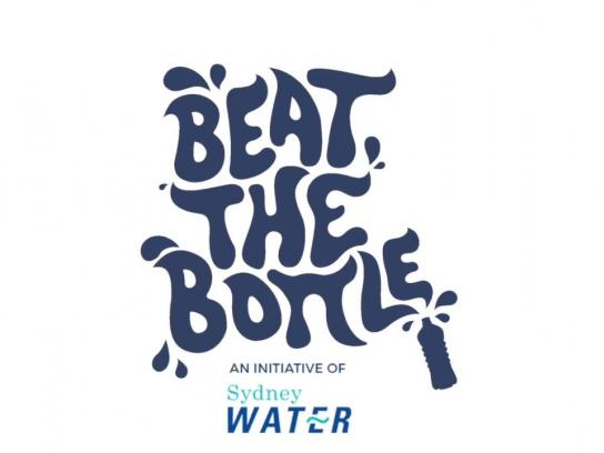 Sydney Water Experiential Ad - Beat the Bottle