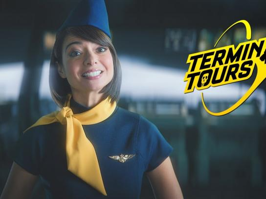 Activision Digital Ad - Terminal Tours