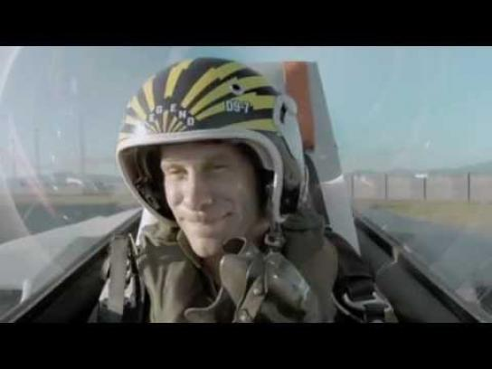 1st for Women Insurance Brokers Film Ad -  Top Gun
