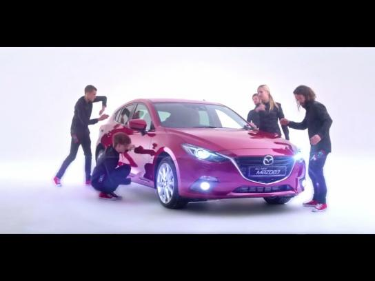 Mazda Digital Ad -  Music