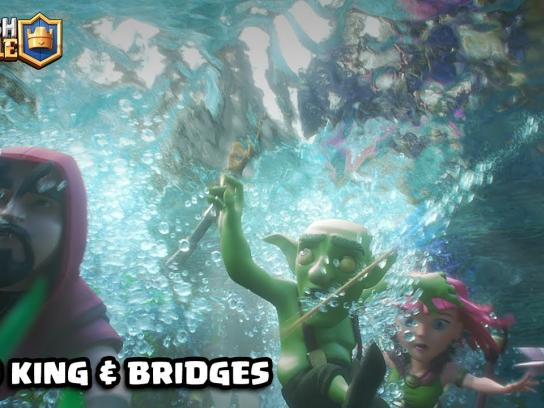 Supercell Film Ad - Don't Forget About the Bridges!