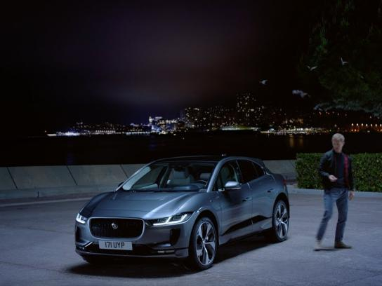 Jaguar Film Ad - I-PACE - 3am