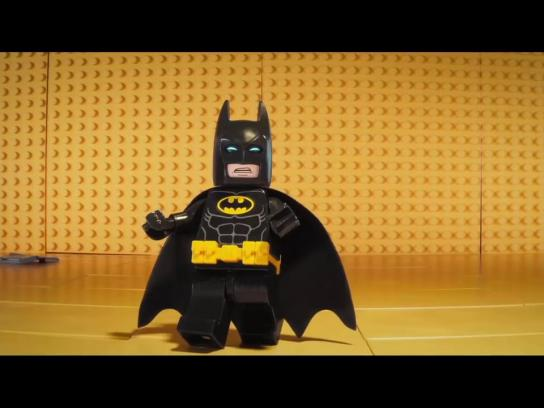 Lego Batman Movie Film Ad - Batmail Desi