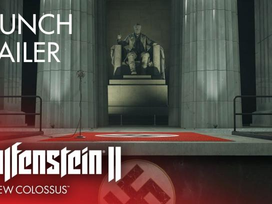 Wolfenstein Film Ad - Launch Trailer – Wolfenstein II: The New Colossus