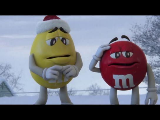 M&M's Film Ad - Faint 2: A Very Yellow Sequel