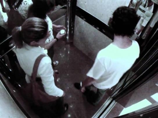SOS Ambient Ad -  Elevator
