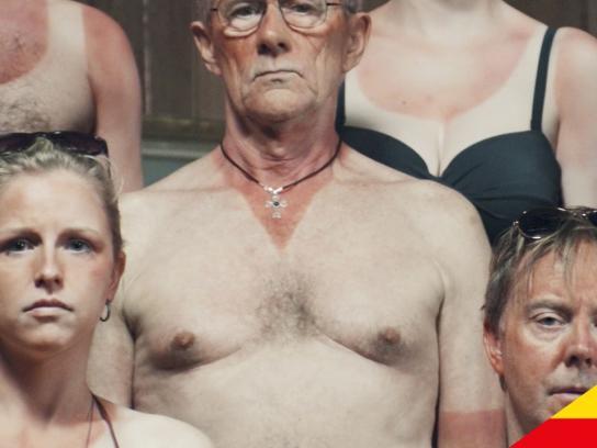 Danish Cancer Society Digital Ad - Spain