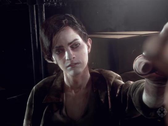 The Walking Dead Film Ad -  No Man's Land