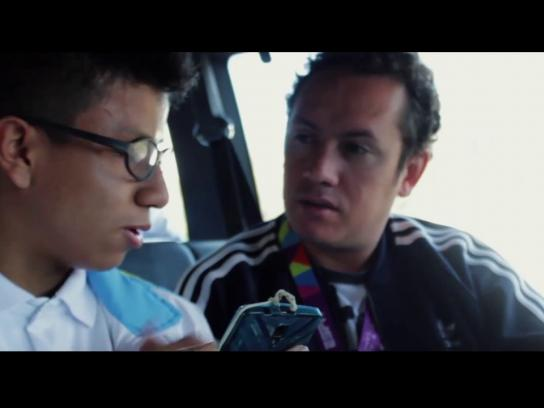 Special Olympics Film Ad - Road to Frame