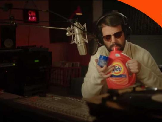 Tide Film Ad -  Tide loves chocolate
