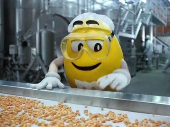 M&M's Film Ad -  Conveyor