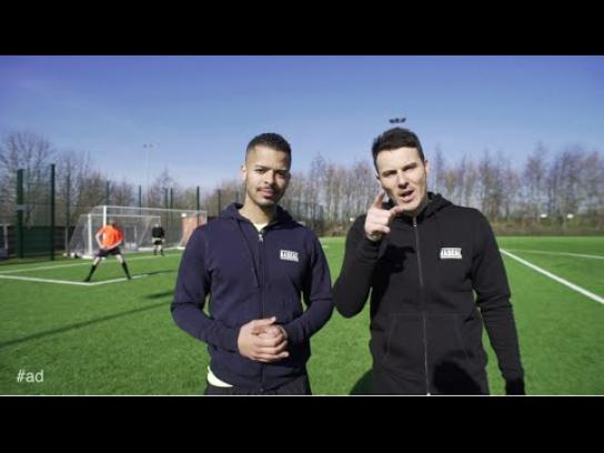 Snickers Digital Ad -  F2Freestylers