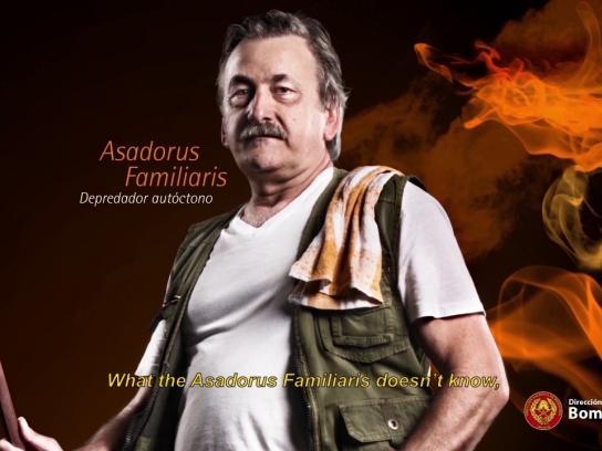 Dirección Nacional de Bomberos Film Ad - Depredadores autóctonos, 3