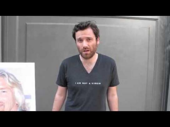 I Am Not A Virgin Digital Ad -  vs Richard Branson