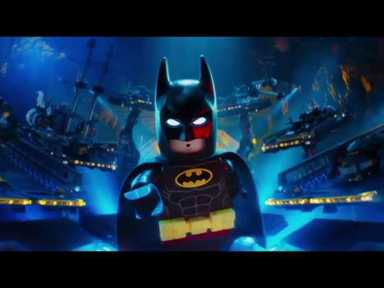 Lego Batman Movie Film Ad - Batmail Aidan