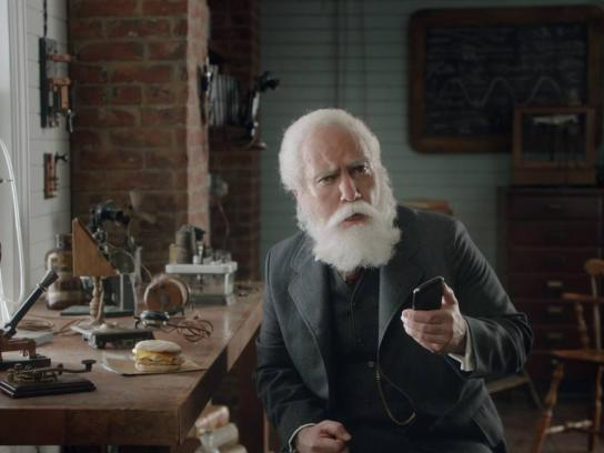 Chick-fil-A Film Ad - Alexander Graham Bell