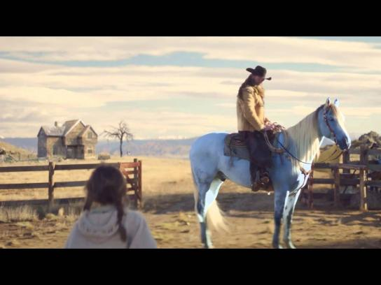 Honda Film Ad -  Wild horse chase