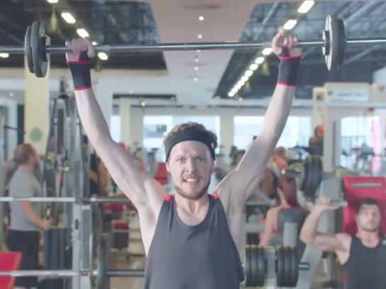 Virgin Active Film Ad -  Get up. Get Active.