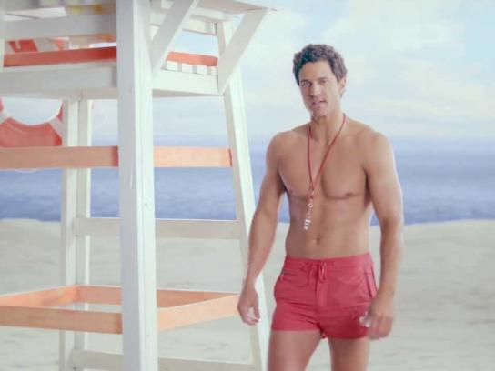 Sauza Tequila Film Ad -  Make It With A Lifeguard