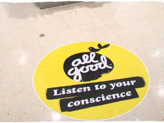 All Good Ambient Ad -  Listen to your conscience