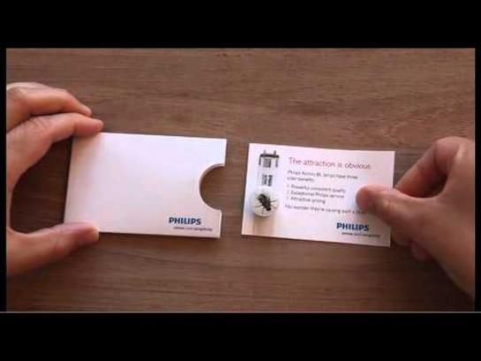 Philips Direct Ad -  Magnet
