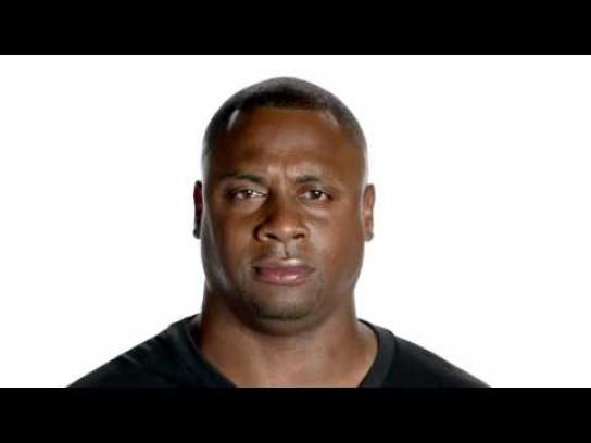 Joyful Heart Foundation Film Ad -  NFL Players Say No More