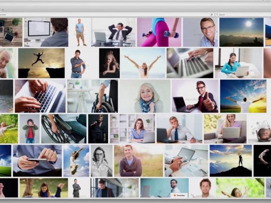 Desabafo Social Digital Ad - Let's talk about your search algorithm, Depositphotos