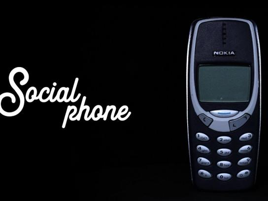 Zaraguza Direct Ad - Social Phone