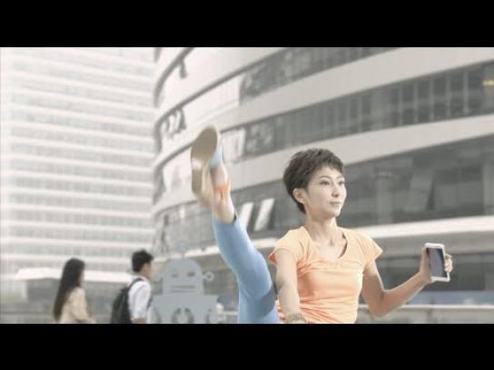 Lenovo Digital Ad -  Constellation Selfies, 3