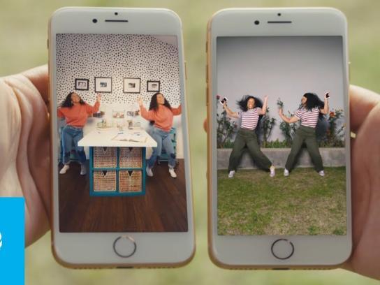 AT&T Film Ad - Twins